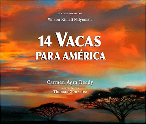 This New York Times Bestseller, from award-winning author Carmen Agra Deedy, is a true story of hope and generosity about a gift from a small Kenyan village to the people of America. This children's book was done in collaboration with Wilson Kimeli Naiyomah and features stunning illustrations by Thomas Gonzalez.