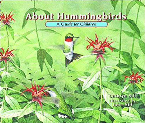 Educator and author Cathryn Sill uses simple, easy-to-understand language to teach children what hummingbirds are, how they look, how they move, what they eat, and where they live. Illustrator John Sill introduces readers to many varieties of hummingbirds, from the smallest type the Bee Hummingbird of Cubato the largest the Giant Hummingbirds of the Andes Mountains in South America. An afterword provides details on the hummingbirds featured and inspires young readers to learn more about them.