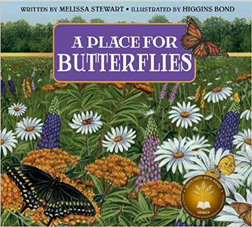 A Place for Butterflies by Melissa Stewart