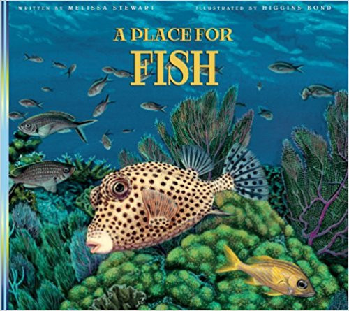 A Place for Fish by Melissa Stewart