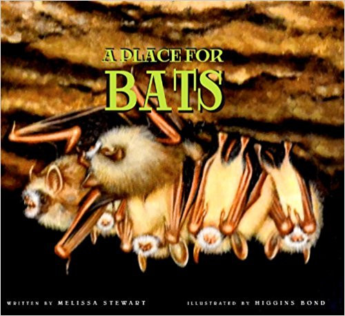 A Place for Bats by Melissa Stewart