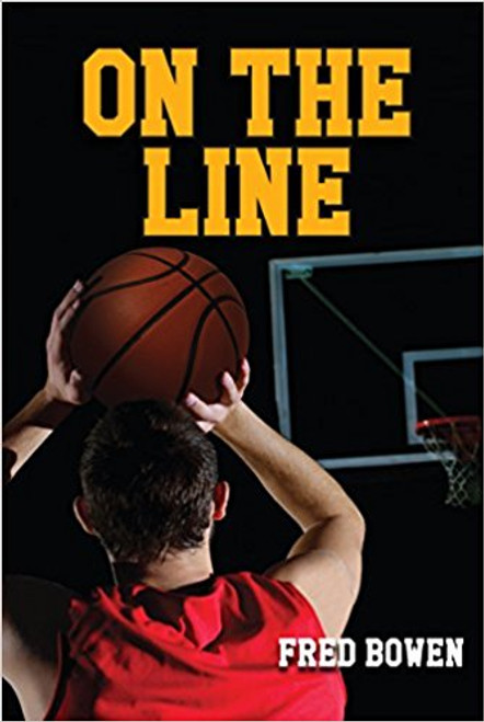 On the Line by Fred Bowen