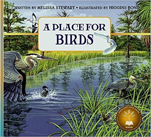 A Place for Birds by Melissa Stewart