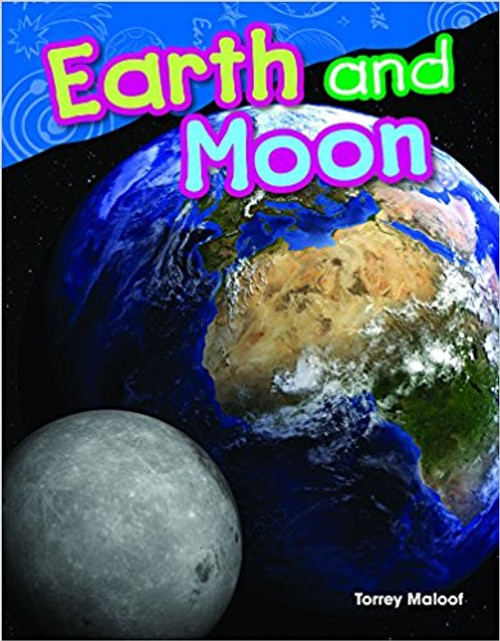 Earth and Moon by Torrey Maloof