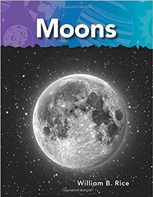 Moons by William B Rice