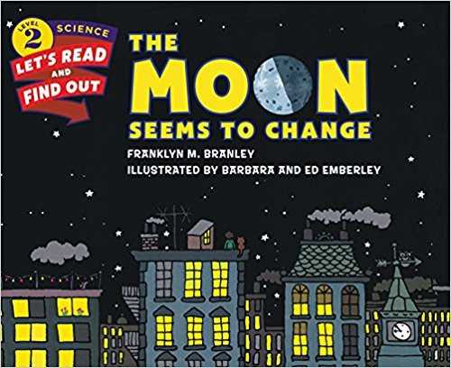 The Moon Seems to Change by Franklyn Mansfield Branley