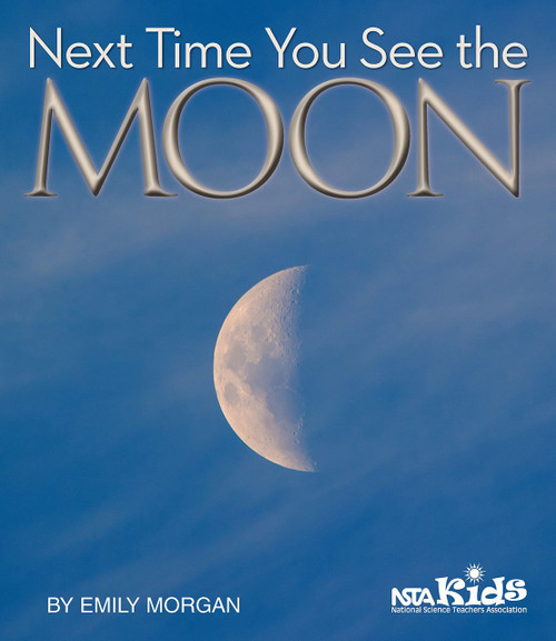 <p>This book inspires children to observe the Moon. Readers will learn how the Moon's changing shape is caused by its orbit around the Earth</p>