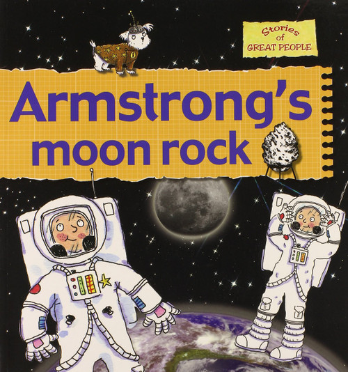 <p>Local merchants in a busy street market tell the story of ARMSTRONGS ROCK. This book tells the factual biography of the astronaut Neil Armstrong within a fictional storyline.</p>