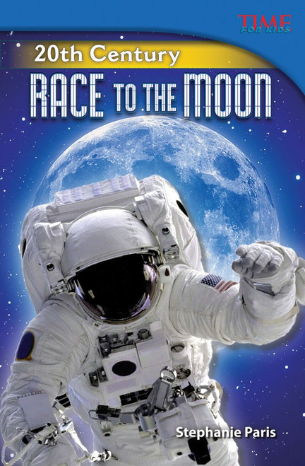 <p>Discover the history of the space race in this exciting and riveting nonfiction title! Elementary readers will learn about the Kennedy Space Station, the Cold War, Sputnik, the first astronauts and cosmonauts to make it into space, and the first landing on the moon. Through captivating images, informational text, and impressive facts, readers will be enthralled and inspired by the amazing accomplishments that occurred during the race to space!</p>