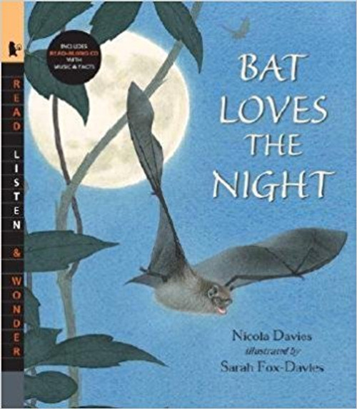 Follow a pipistrelle bat through a hushed nocturnal world as she swoops to find her evening meal, then returns to her baby in the roost.