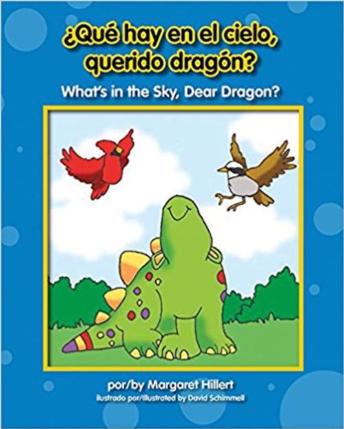 Qué hay en el cielo, querido dragón? / What's in the Sky, Dear Dragon? by Margaret Hillert