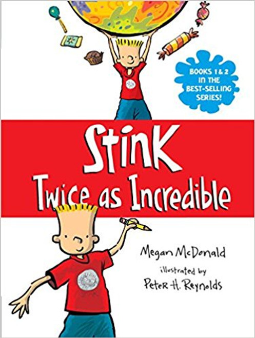 Kick-start a Stink collection with a way-cool bind-up of his first two adventures.