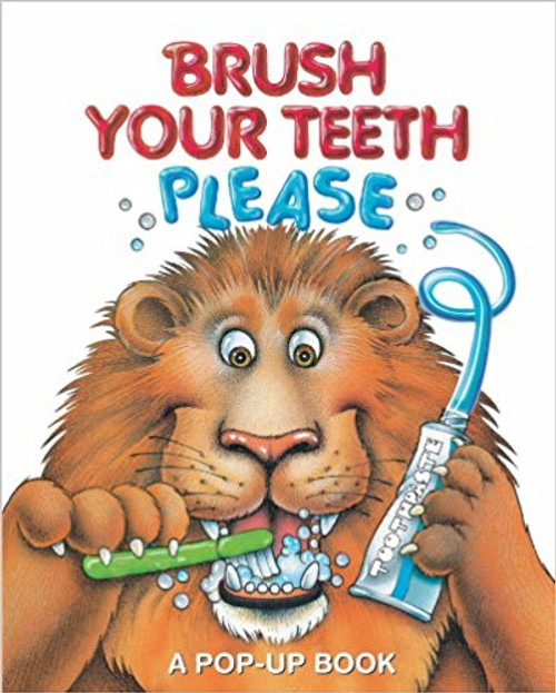 <p>Brush, floss, and smile! Very young children learn to brush their teeth and see the positive results (their own glistening smiles) in this colorful, whimsical pop-up book. Comes complete with movable floss and cardboard toothbrushes, plus a special embedded mirror. Full color.</p>