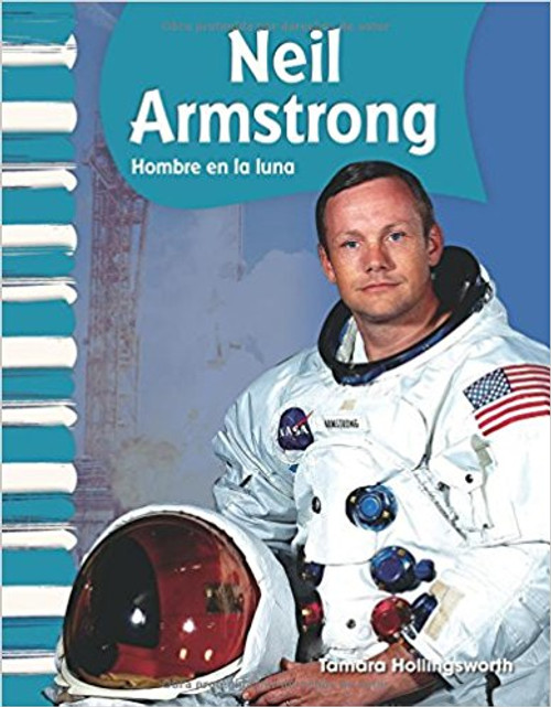 Neil Armstrong by Tamara Hollingsworth