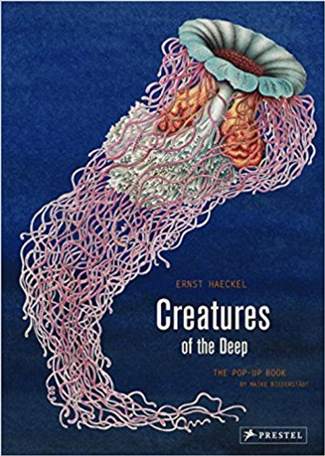 <p>The magnificent prints of Ernst Haeckel, who captured the amazing forms of the natural world, spring to life in this exciting pop-up book that reveals the vibrant intricacy of his work.</p>
