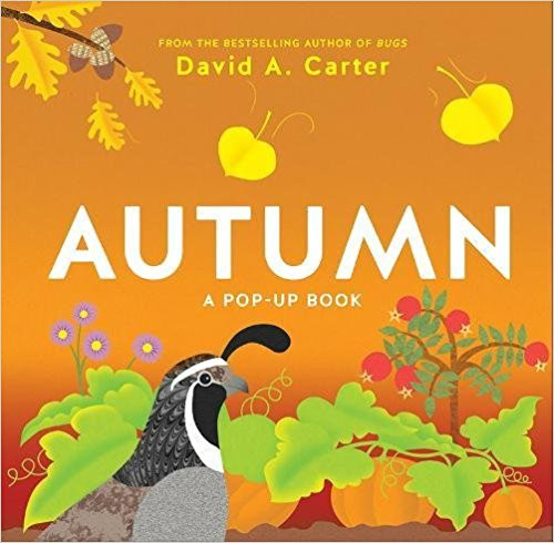 <p>The leaves on the trees change colors as the weather grows cooler. Beavers stock up on food, birds prepare for their long journey south, and the annual harvest begins.</p>