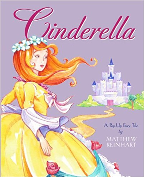 <p>Matthew Reinhart's resplendent retelling of&nbsp;Cinderella&nbsp;comes to life with intricate pop-ups, foil, ribbons, acetate, and amazing dimensional surprises. The stunning transformation of a pumpkin into a magnificent coach, a rat into a coachman, and Cinderella into a beautiful princess is pure magic.</p>
