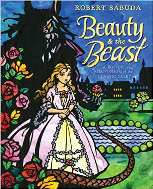 <p>The classic fairy tale is illustrated with pop-up castles and characters.</p>
