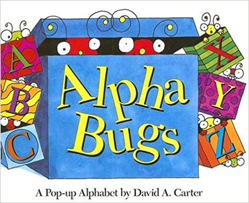 <p>The boogie-woogie Bubble Bugs, fancy flower bugs, and even the yin-yang Yo-Yo Bug introduce little ones to the alphabet in this delightful mini edition filled with all the pop-ups, pull-outs, and touch-and-feel elements from the original edition. Full color.</p>