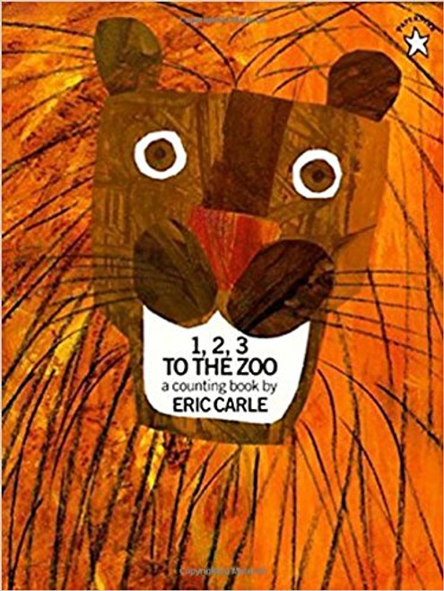 In this coloring book edition of Carle's first picture book, joyously colored animals riding on a train to the zoo offer toddlers a first introduction to numbers, number sets, addition, and counting.