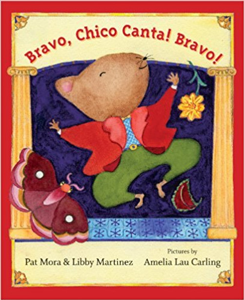 Chico Canta is the youngest of 12 in a mouse family that lives in an old theater. Mrs. Canta speaks many languages, and encourages her children to develop their own language skills. As the family stages a play of its own, tiny Chico uses his special gift for languages to avert disaster.