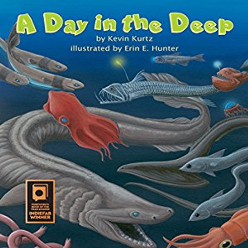 Travel deep into the ocean way below the surface and you'll encounter some creatures you never knew existed! This book takes you on a journey through the dark depths of the sea towards the ocean floor.  Most ecosystems need sunlight, but deep in the ocean, where the sun doesn't shine, animals have adapted some very interesting ways to see, protect themselves, and eat.  Discover the unique habitats, adaptations, and food chains of these deep-sea creatures.