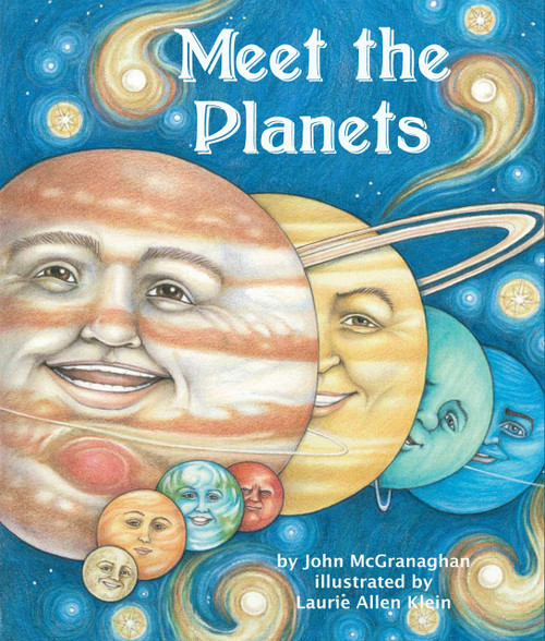<p>Soar into the Solar System to witness the first Favorite Planet Competition, emceed by none other than the former-ninth planet, now known as dwarf planet Pluto. The readers become the judges after the sun can't pick a favorite and the meteors leave for a shower. Who will the lucky winning planet be? Could it be speedy-messenger Mercury, light-on-his-feet Saturn, or smoking-hot Venus? Readers learn all about each planet as Pluto announces them with short, tongue-in-cheek facts. Children will spend hours searching the art for all the references to famous scientists and people of history, space technology, constellations, art, and classic literature.</p>