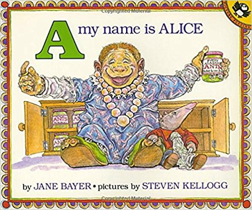 A My Name is Alice by Jane A. Mayer