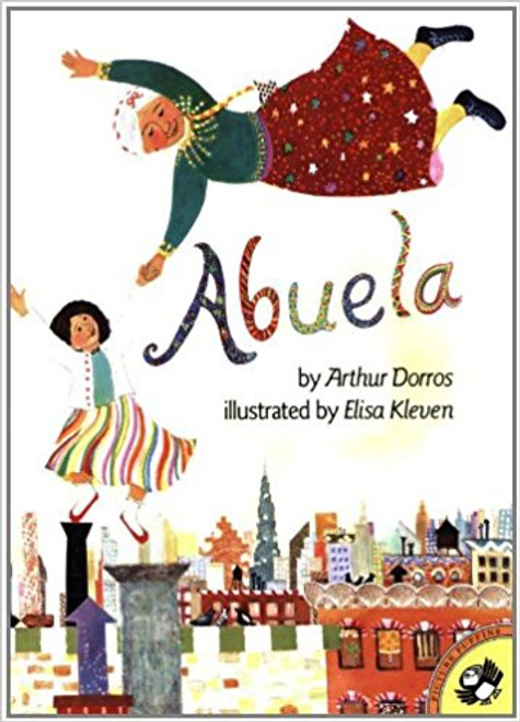 Come join Rosalba and her grandmother, her abuela, on a magical journey as theyfly over the streets, sights, and people of New York City which sparkles below. The story is narrated in English, and sprinkled with Spanish phrases asAbuela points out places that they explore together. The exhilaration inRosalba sand Abuela's story is magnified by the loving bond that only a grandmother and granddaughter can share.