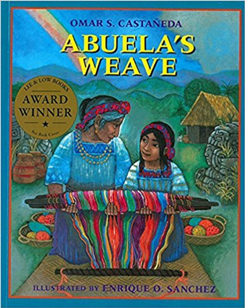 A 1993 Parent's Choice Award honoree, this story about the importance of family pride and personal endurance introduces children to the culture of Guatemala through the eyes of little Esperanza, who works with her abuela--her grandmother--on weavings to sell at the public market.  Full color throughout.