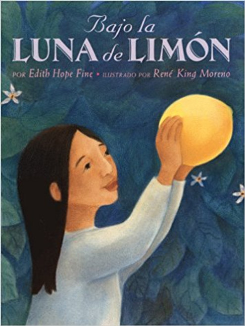 """When Rosalinda is awakened by a noise in the family's garden, she sees a man creeping away with a sack of fruit from her beloved lemon tree. Rosalinda seeks out La Anciana for advice. The wise woman offers an inventive way to help the tree and the man driven to steal her lemons. A """"Parents' Choice"""" Silver Honor Award winner. Full-color illustrations.  Spanish Edition."""