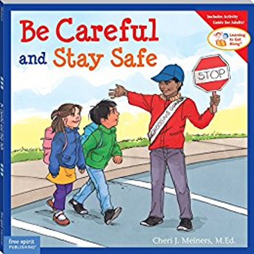 The world can seem so perilous, especially where our children are concerned. But even very young children can learn basic skills for staying safe in ordinary situations and preparing for emergencies. Without scaring kids (or alarming adults), this book about safety for kids teaches little ones how to avoid potentially dangerous situations, ask for help, follow directions, use things carefully, and plan ahead. Includes questions, activities, and safety games that reinforce the ideas being taught.