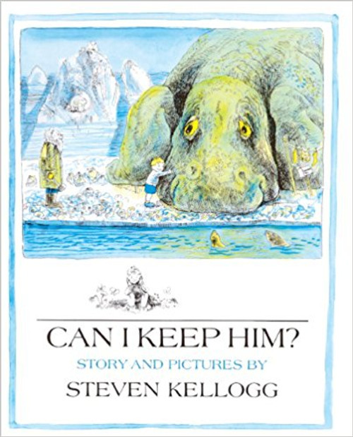 A fantasy about a small boy in search of companionship. Refused dog or cat, deer or tiger, bear or dinosaur, he finally settles realistically for a two-legged pet: a new boy next door.