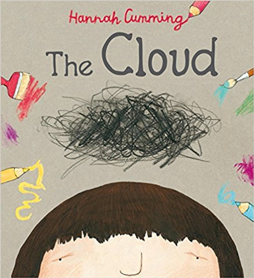 Everyone has bad days, and children are no exception. When a black cloud descends on a little girl at school, support from a classmate with a great deal of imagination helps to brighten up everyone's lives. The atmospheric illustrations really tell the story in this delightful picture book from a new author/illustrator.