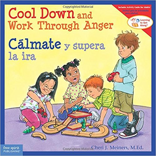 Reassuring and supportive, this book helps preschool and primary children learn concrete social skills for anger management and discover that when they cool down and work through anger, they can feel peaceful again. The English-Spanish editions from the popular Learning to Get Along series help children learn, understand, and practice basic social and emotional skills. Real-life situations and lots of diversity make these read-aloud books appropriate for homes, childcare settings, and primary and special education classrooms. Presented in a social story format, each bilingual book includes a special section for adults, with discussion questions, games, activities, and tips that reinforce improving social skills.