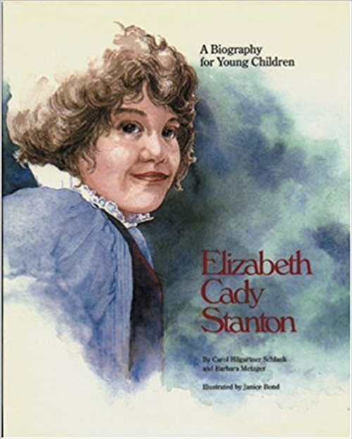 """""""We hold these truths to be self-evident, that all men and women are created equal."""" This radical proposal was made by Elizabeth Cady Stanton. The inspiring story of her life will give children a vision of a strong woman who from childhood worked for fairness and justice. The warm, sensitive, detailed illustrations will appeal to young children. """"A beautifully written story about one of the great women of America. Children will enjoy it and girls will be inspired by it. Boys, we hope, will ask some questions, as they should!"""" -- Molly Yard, President, National Organization for Women"""