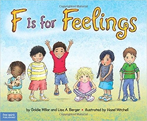 "We all feel many different emotions every day. For young children, those feelings can be extra strong. And sometimes, children need help finding the words to describe how they're feeling. This friendly and positive alphabet book gives children those ""feelings words,"" and explores the idea that while some feelings are more comfortable than others, all are natural and important. F Is for Feelings invites children to share, express, and embrace their emotions—every day! A section in the back provides tips and activities for parents and caregivers to reinforce the themes and lessons of the book."
