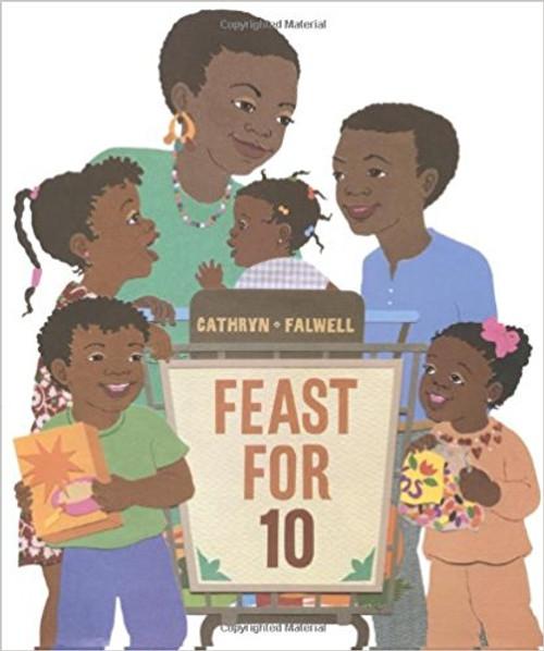 Feast for 10 by Cathryn Falwell