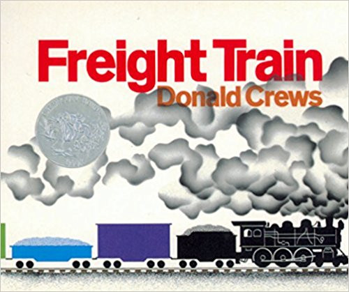 "Cars are convenient; planes are fast; buses are cheap; but not one of these conveyances holds a candle to a train--and Donald Crews proves it in this ""color concept book of outstanding quality"" (Boston Globe). The train moves slowly at first, then it picks up speed, zooming across the page in a majestic blur of color, speed, and sound. Full color."