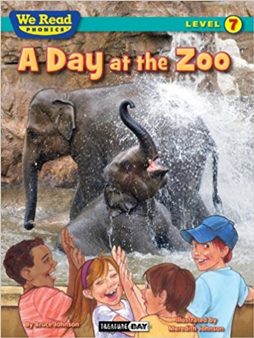 Just open this book for a trip to the zoo, where you might see some scary reptiles, some odd birds, or some very strange insects. You might even get to feed and pet some of the animals! This nonfiction title offers lots of phonics fun and a highly appealing new art style that blends charming illustrations with photos of real animals.