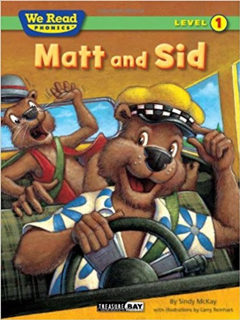 Sid jumps into Matt's cab. Sid is in a big hurry, but Matt is too slow! Suddenly, Matt speeds up, but this causes an even bigger problem for Sid! Fortunately, all ends well in this very humorous story that is perfect for the very beginning reader!