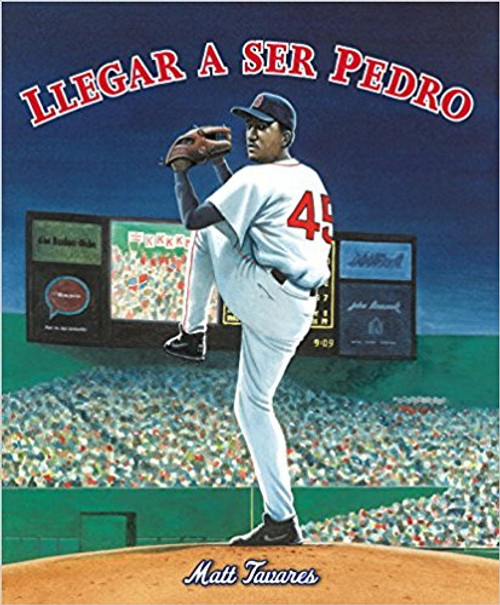 Before Pedro Martainez pitched the Red Sox to a World Series championship, before he was named to the All-Star team eight times, before he won the Cy Young Award three times, he was a kid from a place called Manoguayabo in the Dominican Republic. Pedro loved baseball more than anything, and his older brother Ramaon was the best pitcher he'd ever seen. He dreamed of the day he and his brother could play together in the major leagues. This is the story of how that dream came true.