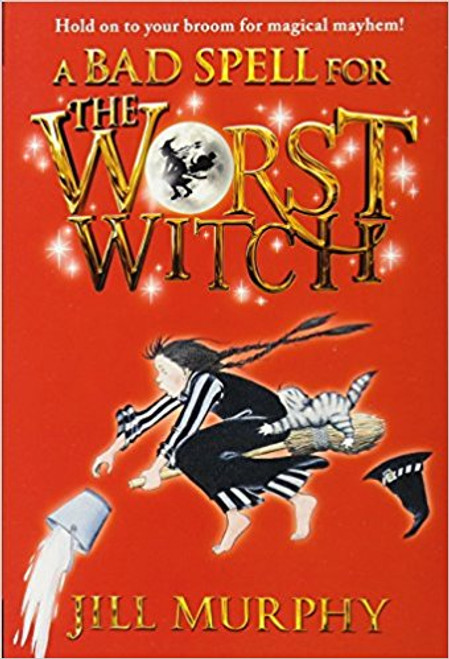 Although her second year at Miss Cackle's Academy for Witches starts off better than her first, Mildred Hubble soon regains her reputation as the worst witch in the school when she and Ethel Hallow resume feuding.