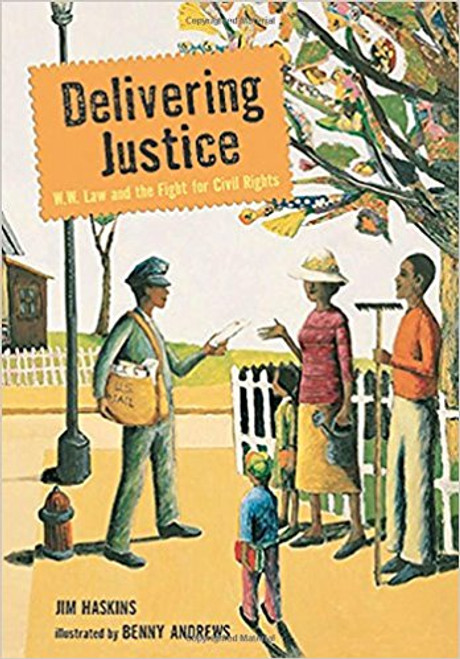 A respected biographer teams up with an acclaimed artist to tell the story of a mail carrier, who in 1961 orchestrated the Great Savannah Boycott and was instrumental in bringing equality to his Georgia community. Full color.