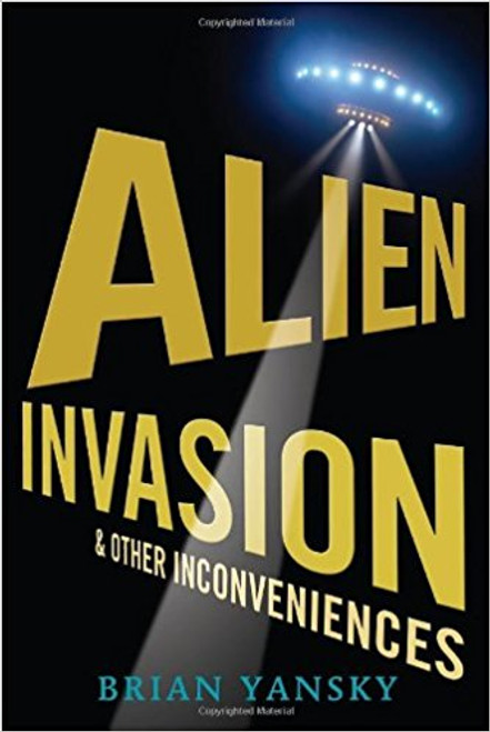 A polite race of telepathic killer aliens, a ten-second world conquest, and one teenage boy collide in this wry, gutsy adventure.