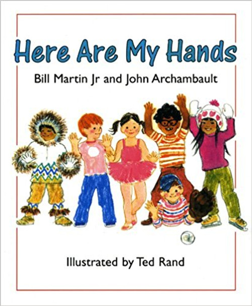 "Ideally suited to the board book format, ""Here Are My Hands"" invites very young children to respond spontaneously and creatively as they learn the parts of the body. Full color."