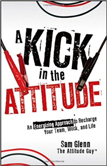 Success begins with attitude. Yet a truly positive, resilient outlook--the kind that just won't quit--often takes training, self-reflection, and practice. But staying positive in tough times isn't easy. If you've experienced a setback at work, suffered a personal loss, or struggle to make it through the monotony of the workday, A Kick in the Attitude is for you. What jumper cables are to a car battery, this book is to your attitude. It's the positive charge you need to break out of the trap of negative thinking and get back on the track to achieving the success you deserve.