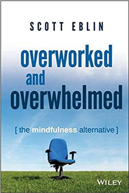 Most of us can relate to the title,Overworked and Overwhelmed. There are only 168 hours in a week, and it often feels like we work most of them. In fact, research shows that professionals with smartphones are directly dialed in to work around 72 hours a week, and that's not even counting the hours we spend thinking or worrying about work. It's true that hard work and success go hand in hand, but when does enough become too much? In this book, Scott Eblin makes the case that, if you aren't regularly taking a step back, you could actually be doing serious damage to your performance and productivity--not to mention your well-being.