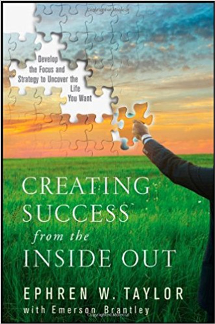 Creating Success from the Inside Outshares the inspiring and motivational story of Ephren Taylor, one of the world's youngest-ever CEOs of a publicly traded company. A millionaire by the young age of sixteen, Taylor tells you what it takes to succeed in life by following your own path and refusing to be defeated. When you ignore the voices of negativity and follow our own true passions, there are no obstacles you can't overcome.
