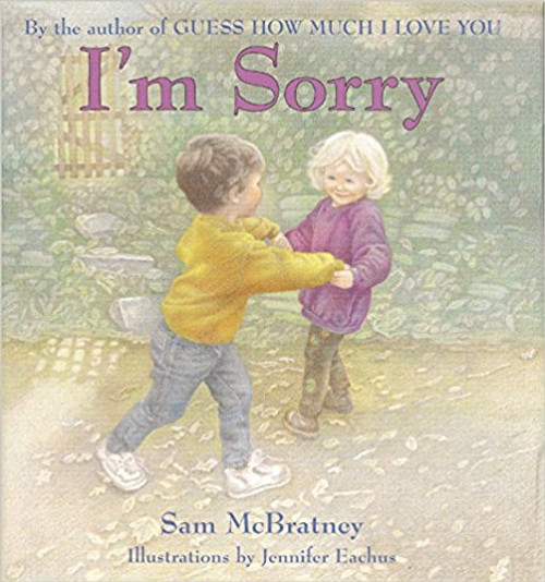 "From the author of the beloved international best seller ""Guess How Much I Love You"" comes this warm tale of friends who sometimes fight, but learn about empathy and forgiveness."